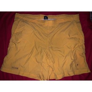 Vintage Nike Drawstring shorts